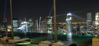 Travel The Infinity Pool 57th Floor Marina Bay Sands Singapore