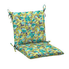 Hampton Bay Floral Outdoor Cushions Patio Furniture The