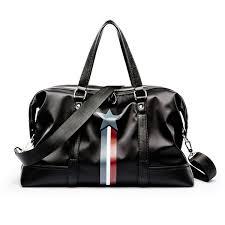 2018 New <b>Preppy Style</b> Travel Bags <b>Waterproof Nylon</b> Big Travel ...