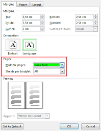 How To Make Your Own Brochure On Microsoft Word Create A Booklet Or Book In Word Office Support