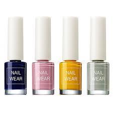 <b>Лак для ногтей</b> The Saem <b>Nail</b> Wear: отзывы, инструкция, состав