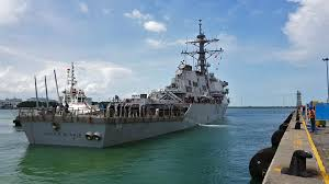 Navy Seamanship Investigation Uss Fitzgerald Uss John Mccain Avoidable