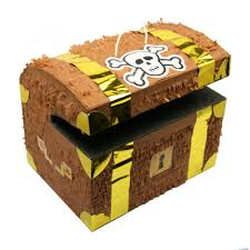 Treasure Chest Decorations Pirate Party Supplies Decorations Favors