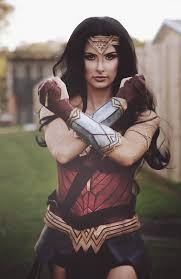 Wonder Woman Costume Pattern Adorable A Real Wonder Woman Spends 48 Hours And 48 On Crafting This Costume