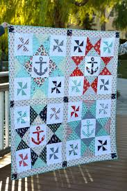 sail away with me quilt | Summer Quilts | Pinterest | Patchwork ... & sail away with me quilt Adamdwight.com