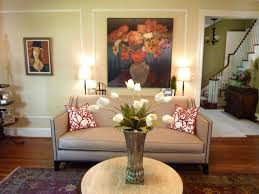 Living Room Table Decor Candle Coffee Table Centerpiece Amys Office