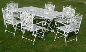 wrought iron patio furniture vintage. Size 1280x768 Antique Wrought Iron Furniture Vintage White Patio O