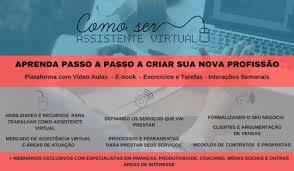 virtual home office. voc gostaria de trabalhar como assistente virtual home office virtual