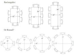8 seater round table dimensions dining table dimensions for 8 standard dining room table size with