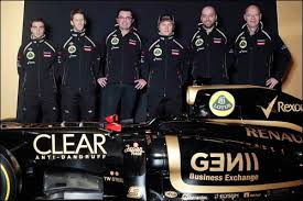 Презентации новых машин: Lotus F1 Team E20 - все новости ...