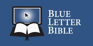 Image result for Blue Letter Bible images