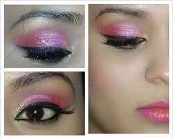 you indian bridal pink eye makeup tutorial