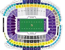 79 Scientific Us Bank Stadium Seating Chart Views