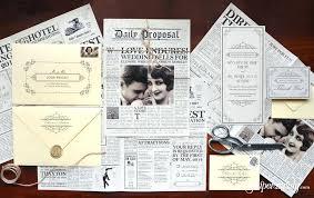 Wedding Invitation Newspaper Template Newspaper Invitation Template Arzneipflanze Info