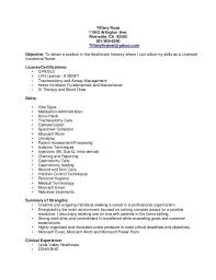 Objective For Lpn Resumes Zrom Tk