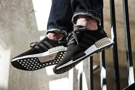 Adidas Nmd R1 Footlocker Australia Light Brown Adidas Nmd_r1 Foot Locker Exclusive Black Light Sneaker