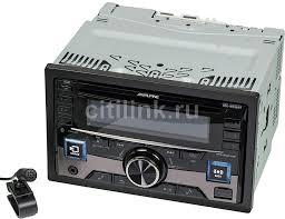 Купить <b>Автомагнитола ALPINE CDE-W296BT</b> в интернет ...
