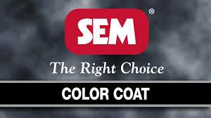 Universal Products Vinyl Color Chart Color Coat Aerosols Sem Products