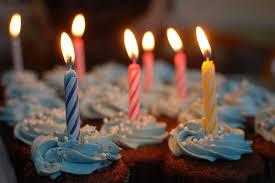 Free Photo Cupcakes Birthday Cake Party Birthday Candles Cake Max