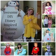 Homemade Disney Costume Ideas Diy Disney Inspired Costume Round Up