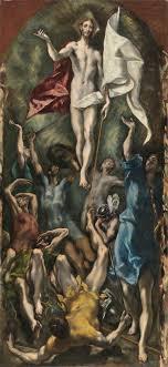 el greco the resurrection