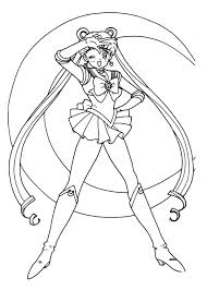 Small Picture 14 best Sailor Moon Color Pages images on Pinterest Sailors