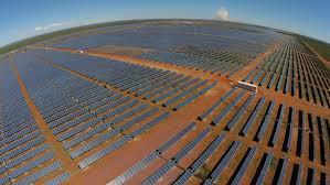 Resultado de imagen para parque fotovoltaico