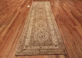 brown earth tone color vintage persian malayer runner rug 49713 whole nazmiyal