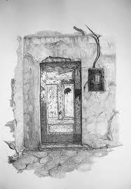 closed door drawing. Fine Door White Door Drawing For Closed