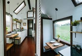 Small Picture Cozy Small House Design on Wheels Beautiful Homes