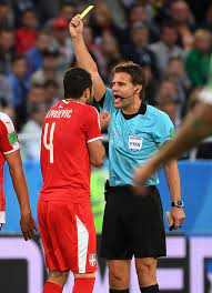 WM 2018: Serbien beschwert sich bei Fifa über Schiedsrichter Felix Brych -  DER SPIEGEL
