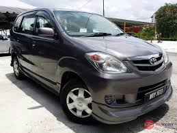 2008 Toyota Avanza for sale in Malaysia for RM20,800 | MyMotor