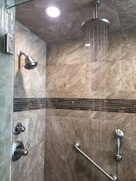 beautiful walk in shower heads walk in shower with glass door and multiple shower heads