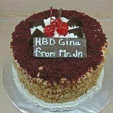 Kue Ulang Tahun Red Velvet Dapur Masakan Mbak Anis