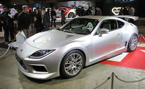 toyota supra 2013. Brilliant Supra Toyota Supra Inspired GT 86 Revealed With Twincharged Engine 2013 Tokyo  Auto Salon  AutoGuidecom News In T