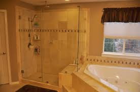 Bathroom With Jacuzzi And Shower Home Decorating Inspiration - Bathroom with jacuzzi and shower