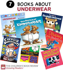 underwear books for kids