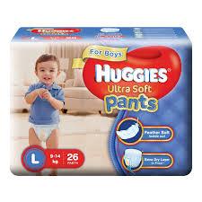 Huggies Ultra Soft Pants For Boys