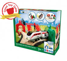 Smart Tech Engine Set with Action Tunnels Good Toys for 5 Year Olds : Fundamentally Children