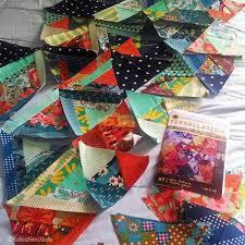 Foundation Paper Piecing Using the Tessellation Quilt Pattern ... & Tessellation Quilt Block | Foundation Paper Piecing | Radiant Home Studio Adamdwight.com