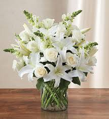 vase basket arrangements
