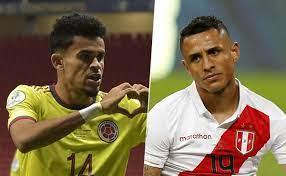 Colombia vs. Peru LIVE
