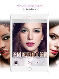 screenshot 1 for youcam makeup magic selfie cam