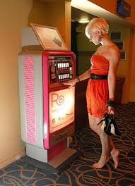 Ballet Flat Vending Machine Mesmerizing Strangest Vending Machines Around The World Condé Nast Traveler