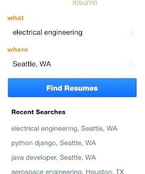 Indeed Resume Search Tips Resumes Spacesheep Co
