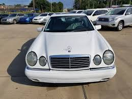 1999 Used Mercedes-Benz E-Class E300 4dr Sedan 3.0L Diesel at Car ...