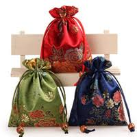 Chinese Embroidered Pouch UK