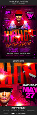 trap reggaeton flyer hiphop flyer graphics designs templates from graphicriver