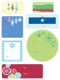 Image result for putting name tags on gifts