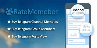telegram members channel groups